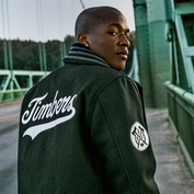 Portland Timbers adidas Originals Capsule Collection Letterman Jacket - Black