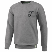 Portland Timbers adidas Originals Capsule Collection Long Sleeve Crew Pullover - Grey