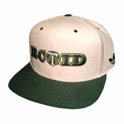 Portland Timbers adidas Originals Capsule Collection RCTID Flat Brim Snapback Cap - White