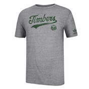 Portland Timbers adidas Originals Sweeper Triblend Tee - Grey