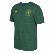 Portland Timbers adidas Originals Tryout Secondary Tee - Green
