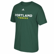 Portland Timbers adidas Secondary One Logo Tee - Green