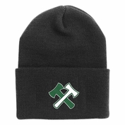 Portland Timbers adidas Stand Together Cuffed Knit Beanie - Black