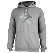 Portland Timbers adidas Stand Together Hoody - Grey