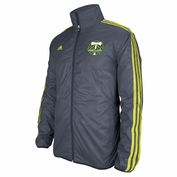 Portland Timbers adidas Wavespeed Jacket - Grey