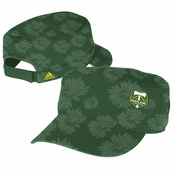 Portland Timbers adidas Women's Floral Military Cap - Green