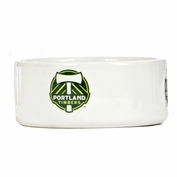 "Portland Timbers All Star Dogs 7"" Bowl - White"