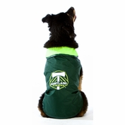Portland Timbers All Star Dogs Raincoat - Green