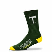 Portland Timbers Axe Basic Sock - Green - FINAL SALE