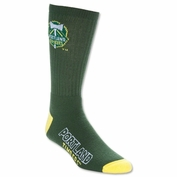 Portland Timbers Basic Logo Tube Socks - Green