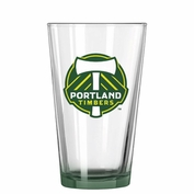 Portland Timbers Boelter 16oz. Elite Pint Glass