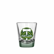Portland Timbers Boelter 2oz. Elite Shot Glass
