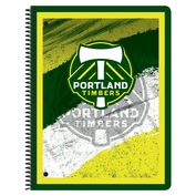 Portland Timbers C.R. Gibson 1-Subject Notebook - Green