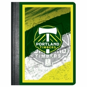 Portland Timbers C.R. Gibson Composition Book - Green