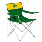 Portland Timbers Canvas Chair with Cup Holder - Green