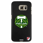 Portland Timbers Coveroo Galaxy S6 Black Case