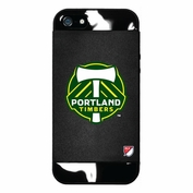 Portland Timbers Coveroo iPhone 5/5S Black Case