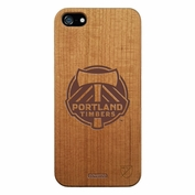 Portland Timbers Coveroo iPhone 5/5S Wood Case