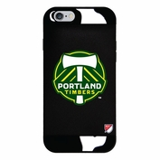 Portland Timbers Coveroo iPhone 6 Black Case