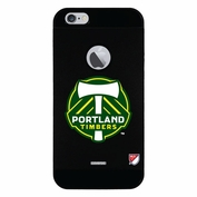 Portland Timbers Coveroo iPhone 6 Plus Black Case