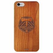 Portland Timbers Coveroo iPhone 6 Plus Wood Case