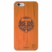 Portland Timbers Coveroo iPhone 6 Wood Case