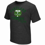 Portland Timbers G-III Established Triblend Tee - Black