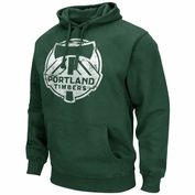 Portland Timbers G-III One Color Logo Hoody - Green