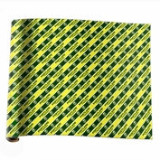 Portland Timbers Gift Wrap Roll - Green/Yellow
