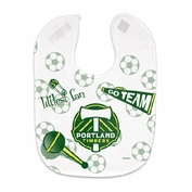 Portland Timbers Infant Go Team Bib - White