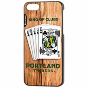 Portland Timbers Keyscaper King of Clubs iPhone 5/5S Case