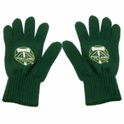 Portland Timbers Knit Gloves - Green - FINAL SALE