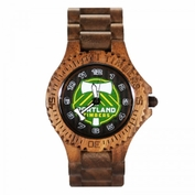 Portland Timbers LaRog Walnut Watch