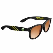 Portland Timbers MAXX Retro Sunglasses - Black - FINAL SALE