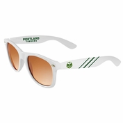 Portland Timbers MAXX Retro Sunglasses - White - FINAL SALE