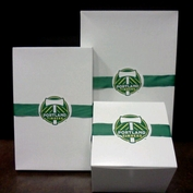Portland Timbers Official Gift Packaging