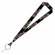 Portland Timbers & Portland Thorns FC WinCraft Stand Together Diversity Lanyard - Black