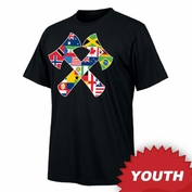 Portland Timbers & Portland Thorns FC Youth Stand Together Diversi-Tee 2.0 - Black