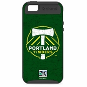 Portland Timbers Skinit iPhone 5 Solid Distress Case - Green - FINAL SALE