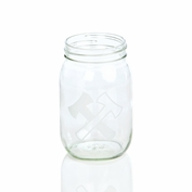 Portland Timbers Stand Together Mason Jar