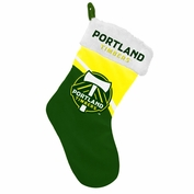 Portland Timbers Team Beans Holiday Stocking