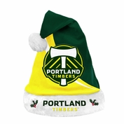 Portland Timbers Team Beans Santa Hat - FINAL SALE