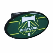 Portland Timbers Trailer Hitch Cover