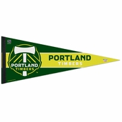 Portland Timbers Wincraft 12x30 Logo Pennant