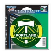 Portland Timbers Wincraft Indoor/Outdoor Magnet - Green