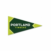 Portland Timbers WinCraft Pennant Magnet
