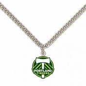 Portland Timbers WinCraft Primary Logo Necklace