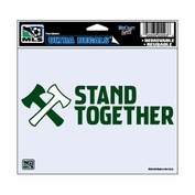 Portland Timbers Wincraft Stand Together Ultra Decal