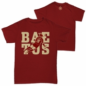 "<b><i>Pre-Order: Ships October 5th - <br>Exclusive</i></b> - Portland Thorns FC ""BAE TOS"" Header Tee - Red"