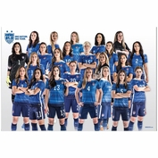 USWNT 2015 24x36 Team Poster